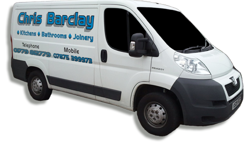 chris barclay joinery van